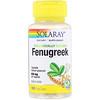 Органически выращенный пажитник, 620 мг, 100 капсул с оболочкой из ингредиентов растительного происхождения