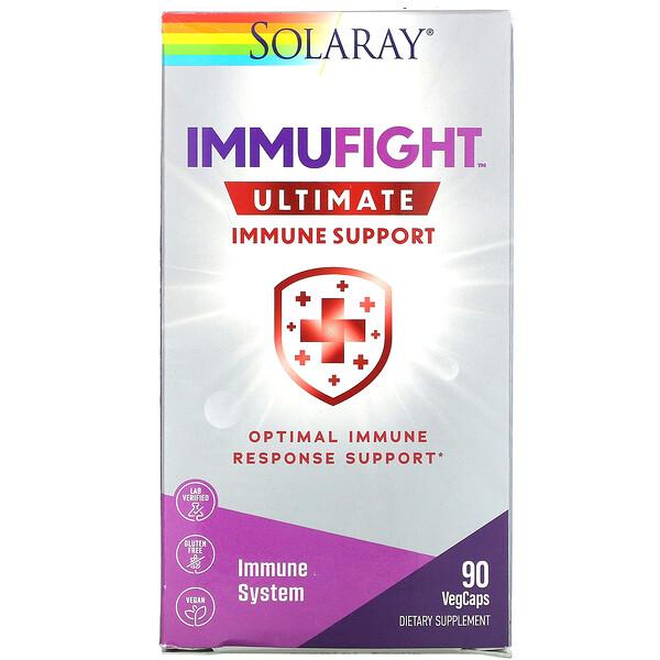 ImmuFight, Ultimate Immune Support, 90 VegCaps
