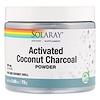 Solaray, Activated Coconut Charcoal Powder, 500 mg, 2.65 oz (75 g)