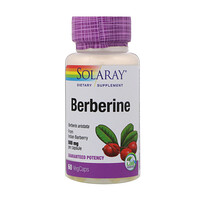 Berberine, 500mg, 60 VegCaps - фото