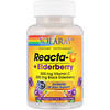 Reacta-C + бузина, 120 вегетарианских капсул