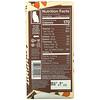 Endangered Species Chocolate, アーモンドシーソルト+ダークチョコレート、カカオ72%、85g(3オンス)