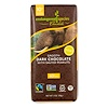 Endangered Species Chocolate, Smooth Dark Chocolate with Salted Peanuts, 3 oz (85 g)