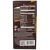 Endangered Species Chocolate, Natural Dark Chocolate with Hazelnut Toffee, 3 oz (85 g)