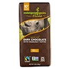 Endangered Species Chocolate, Chocolat Noir Naturel avec Caramel Noisette, 3 oz (85 g)