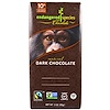 Endangered Species Chocolate, Natural Dark Chocolate, 3 oz (85 g)