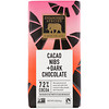 Endangered Species Chocolate, Cacao Nibs + Dark Chocolate, 3 oz (85 g)