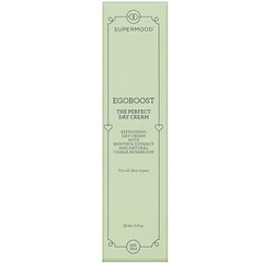 Supermood, Egoboost 完美一天系列面霜,1 液量盎司(30 毫升)