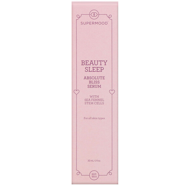 Beauty Sleep, Absolute Bliss, Sérum, 30 ml