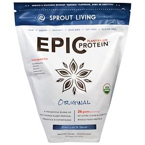 Sprout Living, Феноменальный Протеин, Оригинальный, 1 кг (1000 г)