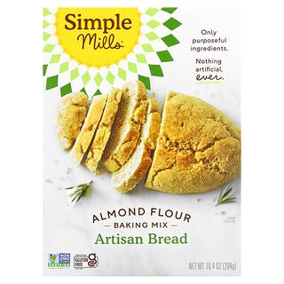 Simple Mills, Almond Flour Baking Mix, Artisan Bread , 10.4 oz (294 g)