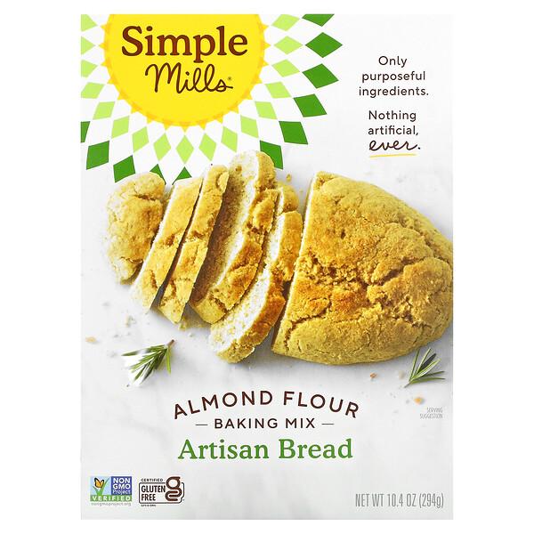 Almond Flour Baking Mix, Artisan Bread , 10.4 oz (294 g)