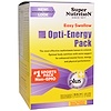 Super Nutrition, Opti-Energy Pack, Multivitamin/Multimineral Supplement, Iron-Free, 90 Packets, (4 Tabs Each)