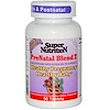 Super Nutrition, PreNatal Blend 2, PreNatal Multi-Vitamin/Mineral Dietary Supplement, 90 Tablets (Discontinued Item)