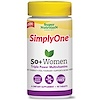 Super Nutrition, SimplyOne, 50+ Women, Triple Power Multivitamins, 90 Tablets