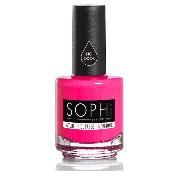 SOPHi by Piggy Paint, Nail Polish, #NoFilter, 0.5 fl oz (15 ml) (Discontinued Item)