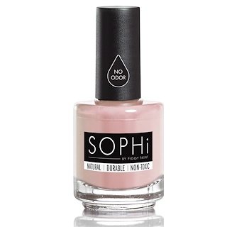 SOPHi by Piggy Paint, Nail Polish, Skinny Dip + Chips, 0.5 fl oz (15 ml)