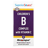 Superior Source, Children's B Complex with Vitamin C, 60 MicroLingual Instant Dissolve Tablets