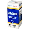 Superior Source, Melatonin, 10 mg, 100 MicroLingual Instant Dissolve Tablets