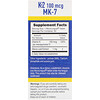 Superior Source, ビタミン K2, 100 mcg, マイクロリンガル 即溶性錠剤 60錠