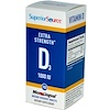 Superior Source, Extra Strength Vitamin D3, 1000 IU, 100 MicroLingual Instant Dissolve Tablets