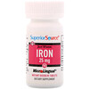 Superior Source, Just Women, Iron, 25 mg, 90 Microlingual Instant Dissolve Tablets