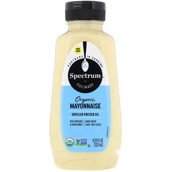 Spectrum Culinary, Organic Mayonnaise, 11.25 fl oz (332 ml)