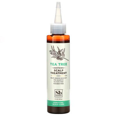 Купить Soapbox Soothing Scalp Treatment, Tea Tree, 5 fl oz (147 ml)