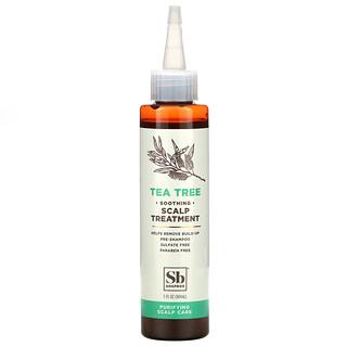 Soapbox, Soothing Scalp Treatment, Tea Tree, 5 fl oz (147 ml)