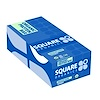 Square Organics, Organic Protein Bar, Chocolate Coated Coconut, 12 Bars, 1.7 oz (48 g) Each