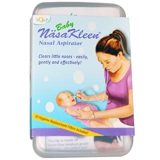 Squip, Bebê NarizLimpo, Kit de Aspirador Nasal