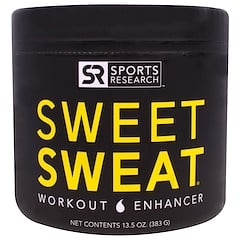Sports Research, Sweet Sweat Workout Enhancer, 13.5 oz (383 g)