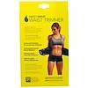 Sports Research, Sweet Sweat Waist Trimmer Belt, One Size fits Most, 1 Belt