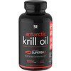 Sports Research, SUPERBA 2 Antarctic Krill Oil with Astaxanthin, 1,000 mg, 60 Softgels