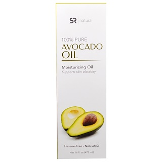 Sports Research, 100% Pure Avocado Oil, 16 fl oz (473 ml)
