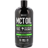 Масло MCT, без вкусовых добавок, 32 ж.унц. (946 мл) - фото