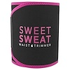 Sports Research, Sweet Sweat Waist Trimmer, Pink