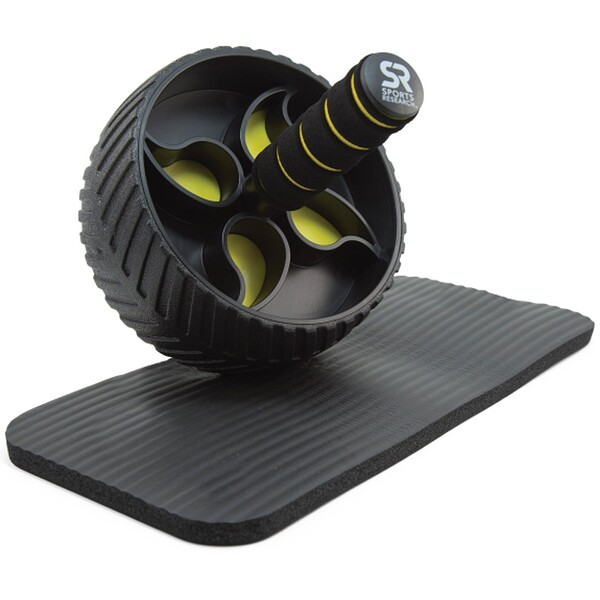 Sports Research, Performance Ab Wheel + Knee Pad Included