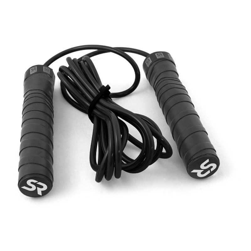 Sports Research, Performance Jump Rope, Black, 1 Jump Rope