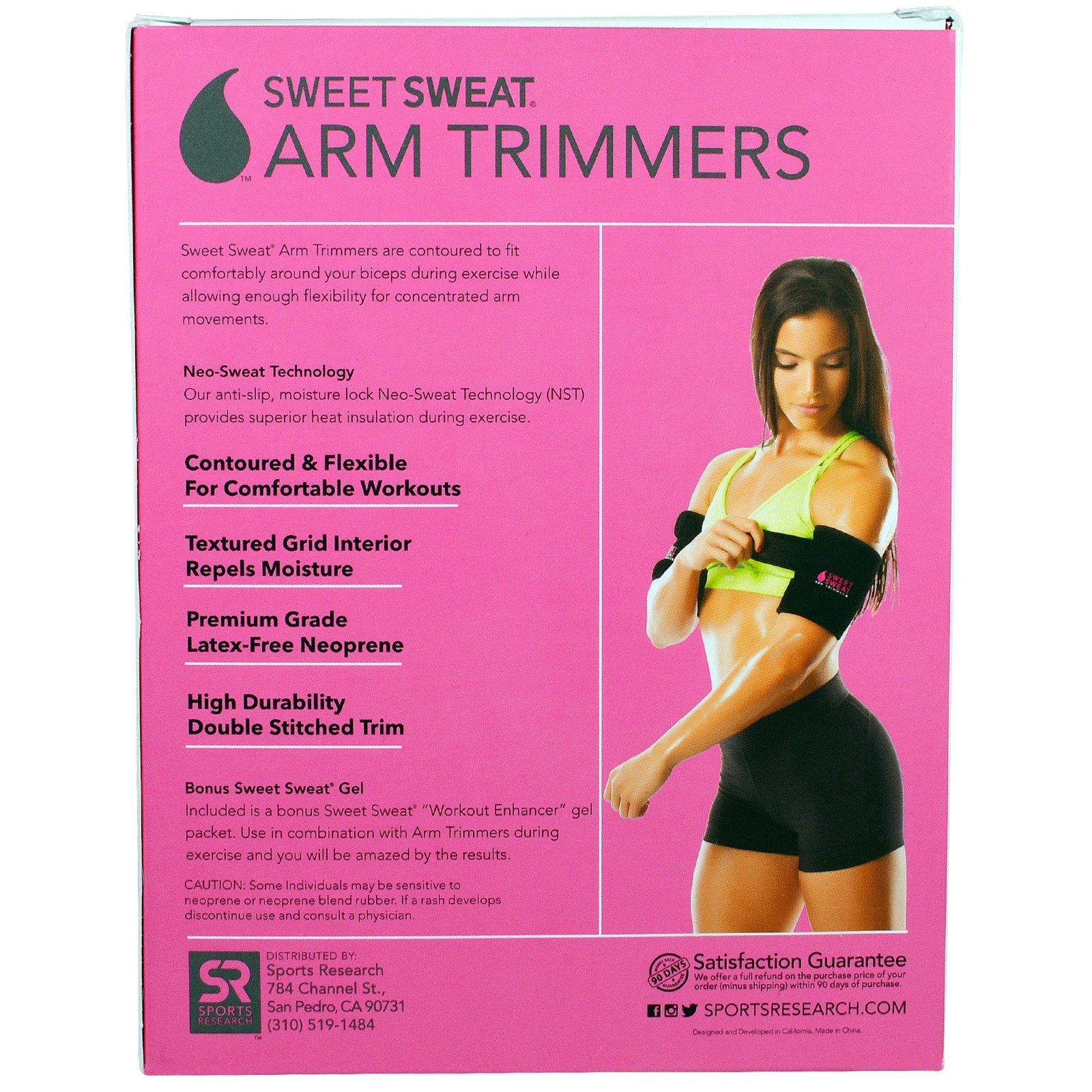 Yellow Armed /& Dangerous Arm Trimmers For Women /& Men
