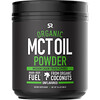 Sports Research, Organic MCT Oil Powder, Unflavored, 10.6 oz (300 g)