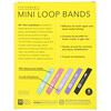 Sports Research, Mini Loop Bands, 5 Loop Bands