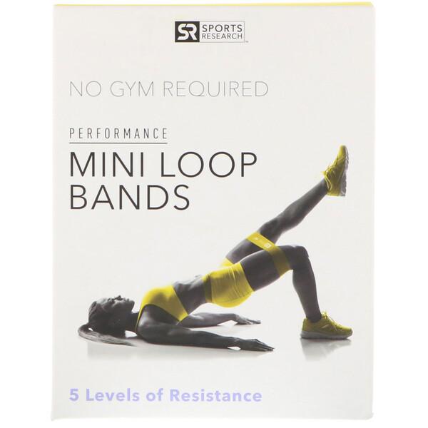 Mini Loop Bands, 5 Loop Bands