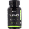 Vegan D3, 125 mcg, 60 Veggie Softgels