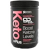 Sports Research, Keto Plus، GO BHB + MCT ، بطيخ ، 1.02 رطل (464 غرام)
