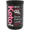 Sports Research, Keto Plus, GO BHB + MCT, Raspberry Lemonade, 1.05 lbs (476 g)