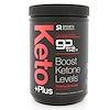 Sports Research, Keto Plus, GO BHB + MCT, Cherry Limeade, 1.07 lbs (484.6 g)