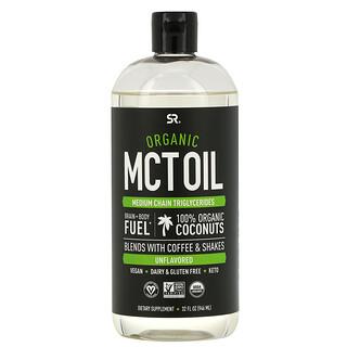 Sports Research, 有机MCT油,原味,32液盎司(946毫升)