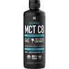 Sports Research, Aceite de MCT C8 orgánico, Sin sabor, 473ml (16oz.líq.)