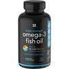 Sports Research, Omega-3 Fish Oil, Triple Strength, 1,250 mg, 90 Softgels